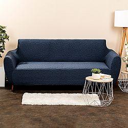 4Home Multielastický poťah na sedačku Comfort Plus modrá, 180 - 220 cm, 180 - 220 cm