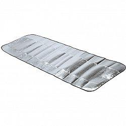 Alumíniová karimatka, 190 x 60 cm