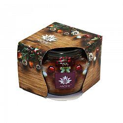 Arome Vonná sviečka Cider Wood and Pine, 85 g