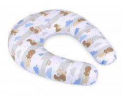 Bellatex Obliečka na dojčiaci vankúš Medvedíky, 180 cm
