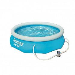 Bestway Nadzemný bazén s filtráciou Fast Set, pr. 305 cm, v. 76 cm