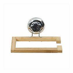 Compactor Bambusový držiak na toaletný papier/uteráky Bestlock SPA Bamboo