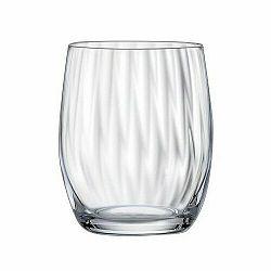 Crystalex 6-dielna sada pohárov na whisky Waterfall 300 ml