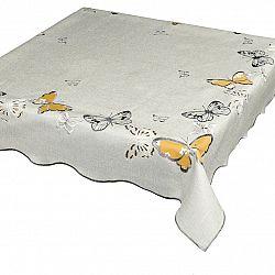 Forbyt Obrus Motýle, 40 x 90 cm