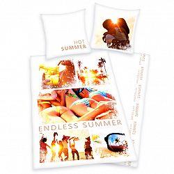 Herding Bavlnené obliečky Summer, 135 x 200 cm, 80 x 80 cm