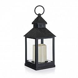 Home Decor Lampáš so LED sviečkou, 10 x 10 x 23 cm