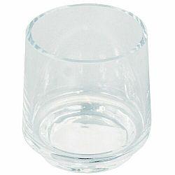 Sklenená váza Champlitte číra, 12,5 cm