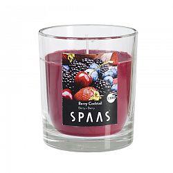 SPAAS Vonná sviečka v skle Berry Cocktail, 7 cm, 7 cm