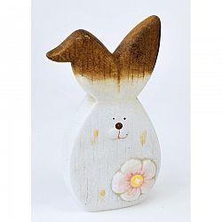 Veľkonočný keramický zajačik Floret, 20 cm