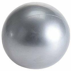 XQ Max Tónovaná lopta Yoga Toning Ball pr. 12 cm, strieborná